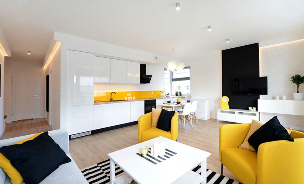 Projektant wnętrz - 7 rzeczy o których powinieneś pamiętać urządzając mieszkanie.