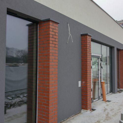 zdjęcia z etapu budowy mieszkań Katowice Luty 2019