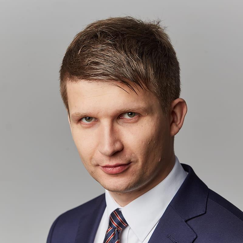 Sprzedawca Adam Urbański